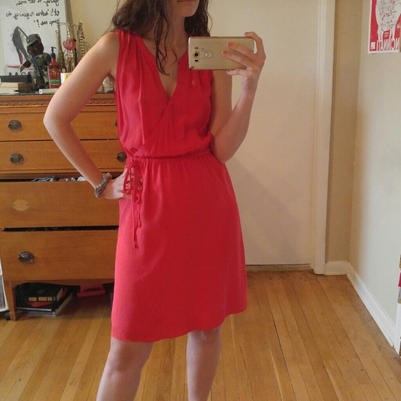 Cynthia Rowley Dresses & Skirts - Classic red dress